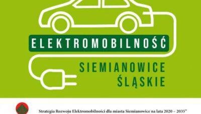 Elektromobilność – ankieta dla mieszkańców Siemianowic Śląskich