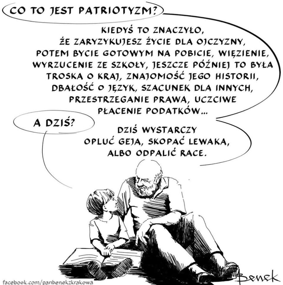 co to patriotyzm