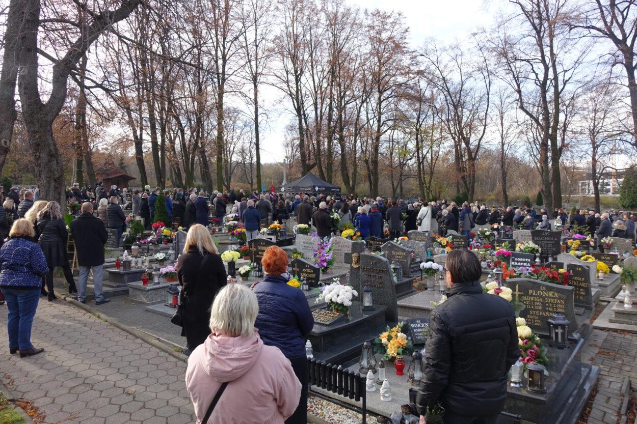 pogrzeb henryka falkusa siemianowice 2020 4