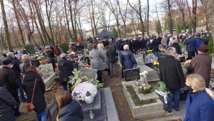 pogrzeb henryka falkusa siemianowice 2020