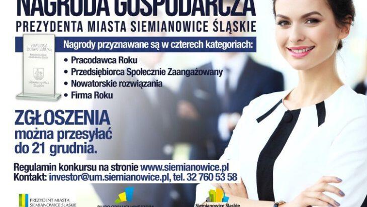 Nagroda Gospodarcza Prezydenta Miasta Siemianowice Śląskie