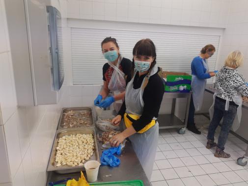 wolontariusze z cogito siemianowice