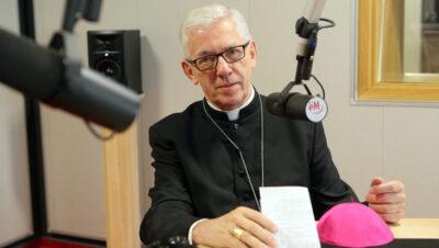 Metropolita katowicki abp Wiktor Skworc apeluje o udział w szczepieniu na COVID-19