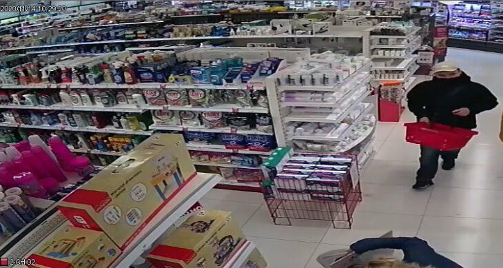 Policja poszukuje złodzieja w siemianowicach