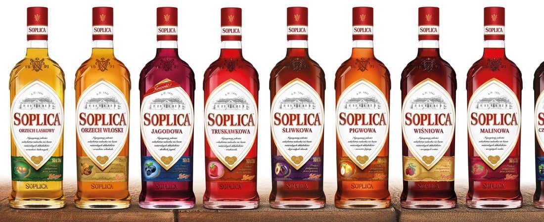 alkohol soplica wybór