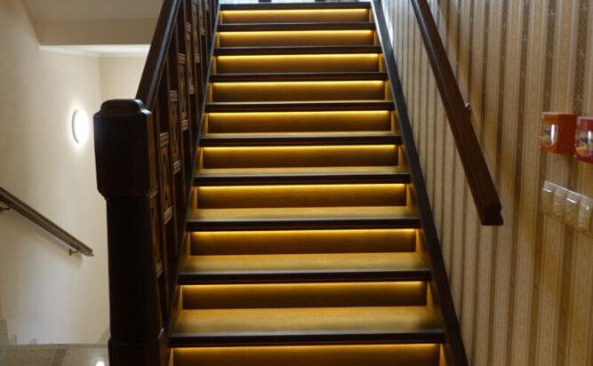 proste schody Pałac Rheinbabenów siemianowice Michałkowice