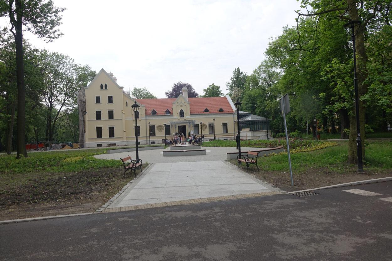 Pałac Rheinbabenów w Michałkowicach