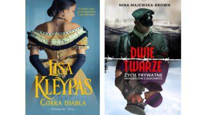 Lisa Kleypas: Córka diabła oraz Nina Majewska-Brown: Dwie twarze