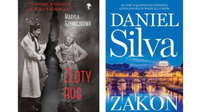 Maryla Szymiczkowa: Złoty róg oraz Daniel Silva: Zakon