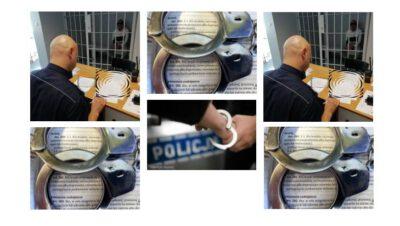Siemianowiccy policjanci MAJĄ NOSA do poszukiwanych