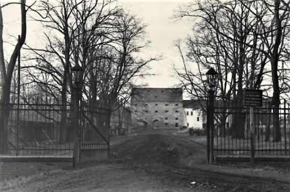 siemianowice Muzeum Miejskie w starej fotografii