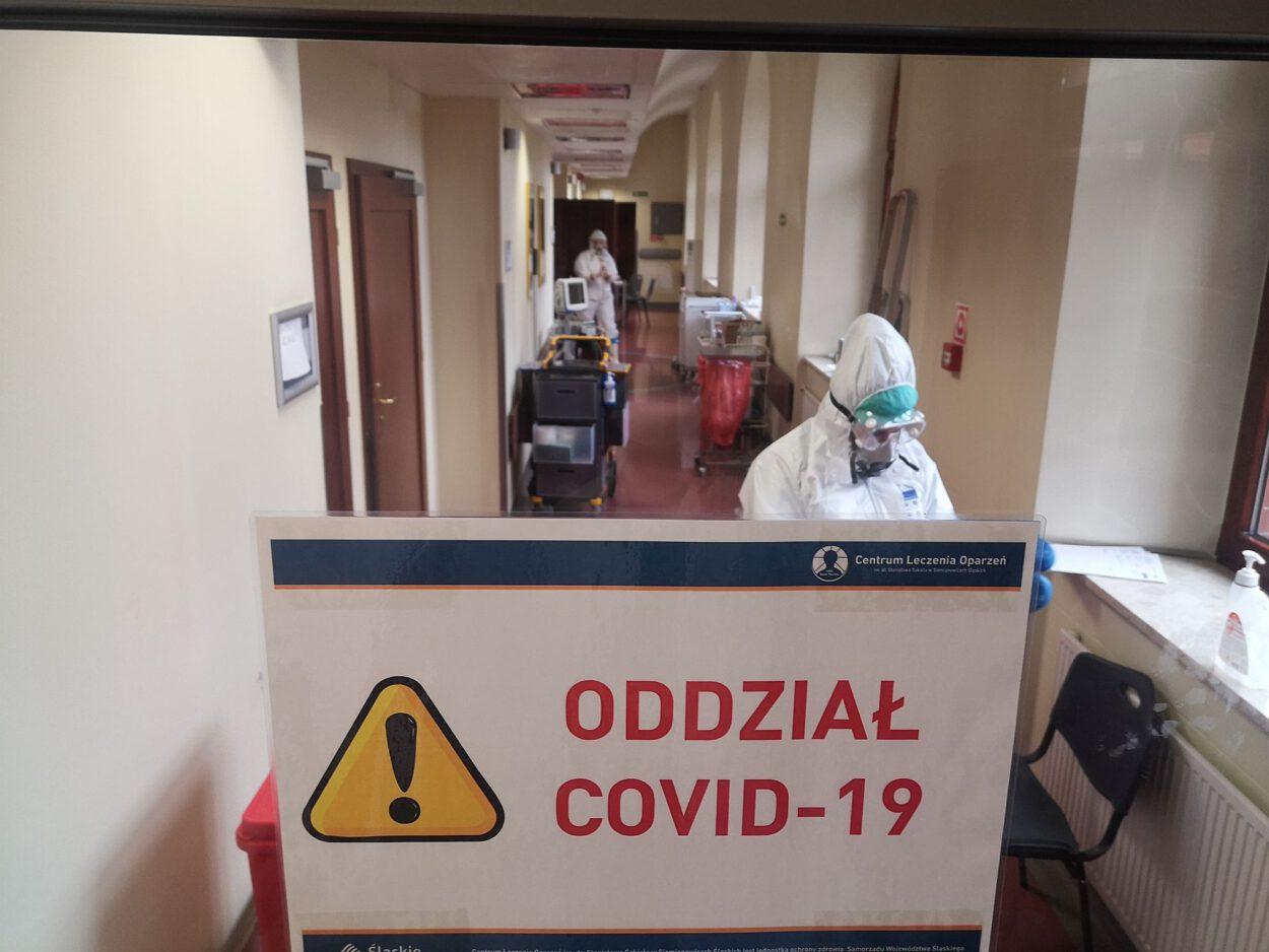 CLO - oddział COVID-19 siemianowice śląskie