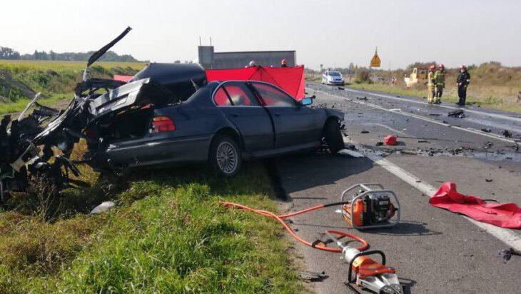 W czasie pandemii zginęło w wypadkach drogowych z winy nietrzeźwych kierowców o 12,5% więcej osób niż rok wcześniej.
