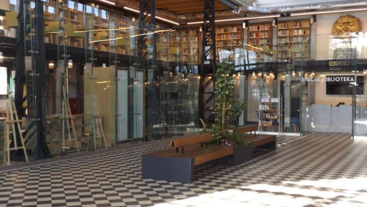 """Czy powstanie """"biblioteka w stylu oxfordzkim""""?"""