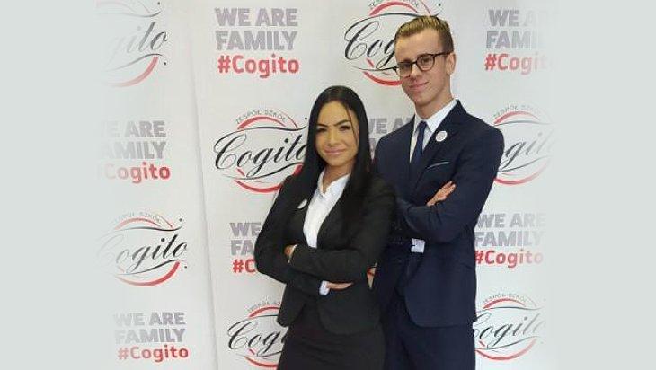 Siemianowice: Sukcesy uczniów COGITO na Ogólnopolskiej Olimpiadzie