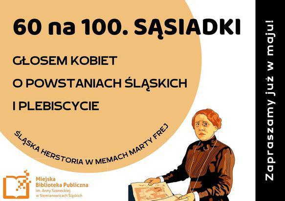 głosem kobiet o powstaniach śląskich