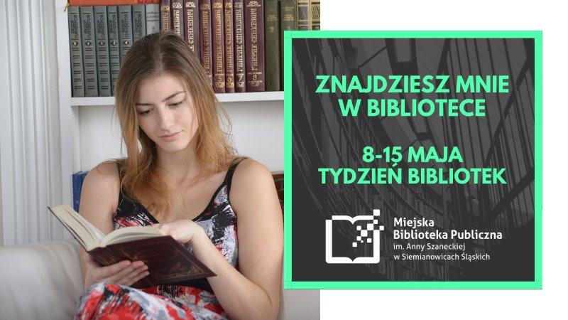 tydzień bibliotek ksiązki