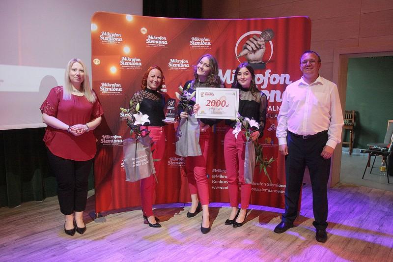 The Silesian Jazz Daughters zakończyły Mikrofon Siemiona z główną nagrodą.