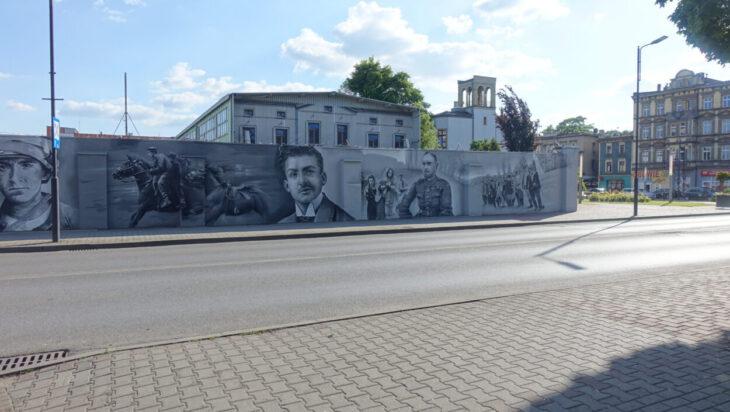 2. Mural część południowa