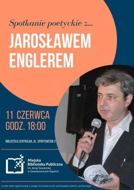 Jarosław Engler poetyckie spotkanie