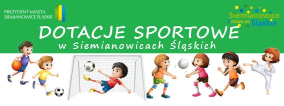Siemianowice Konkurs na dotacje w sporcie w II półroczu 2021 ogłoszony
