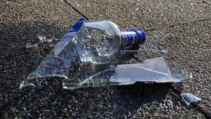 Siemianowice: Pijany kierowca i trzeźwa reakcja przechodnia.