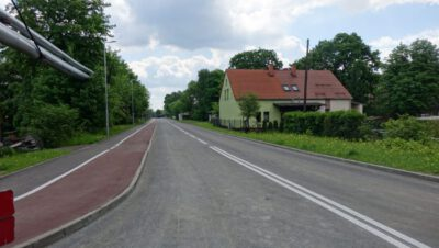 Droga czeka na człowieka