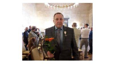 Jan Kuczek uhonorowany Krzyżem Wolności i Solidarności