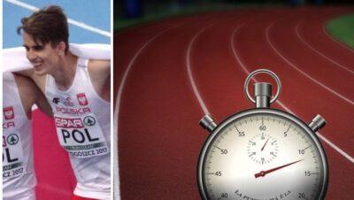 Siemianowiczanin Mistrzem Polski w biegu na 400 m