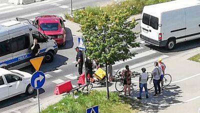 Niedobry początek sezonu rowerowego w Siemianowicach