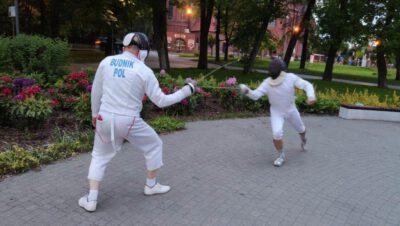 Niezwykłe walki na ulicach Siemianowic