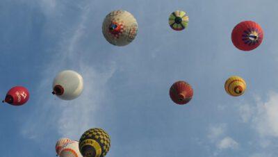Zawody balonowe w Chorzowie