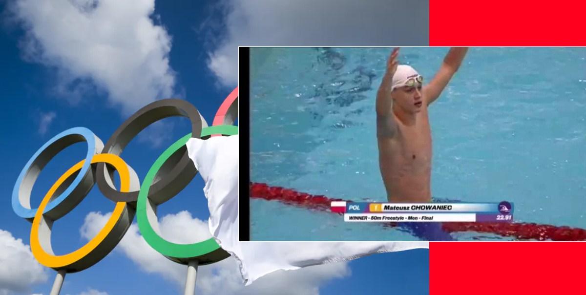 Mateusz Chowaniec to uczeń siemianowickiego Zespołu Szkół Sportowych. Otrzymuje stypendium sportowe Prezydenta Miasta Siemianowice Śląskie za osiągnięcia sportowe w pływaniu - jest multimedalistą i wielokrotnym mistrzem Polski i Europy w swojej kategorii wiekowej, w różnych konkurencjach pływackich