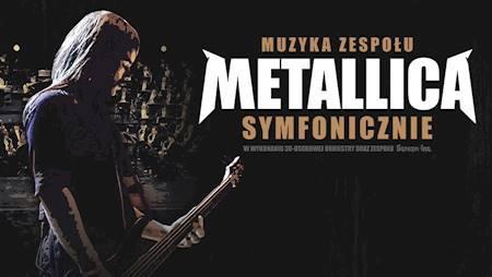 metallica symfonicznie w siemianowicach śląskich