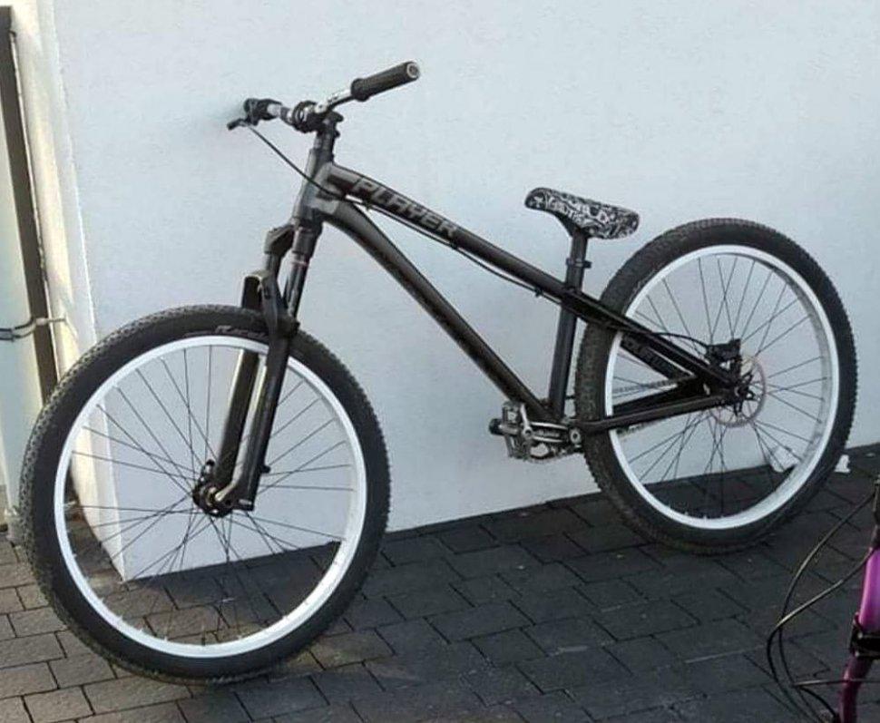 skradziony rower dartmoor siemianowice śląskie