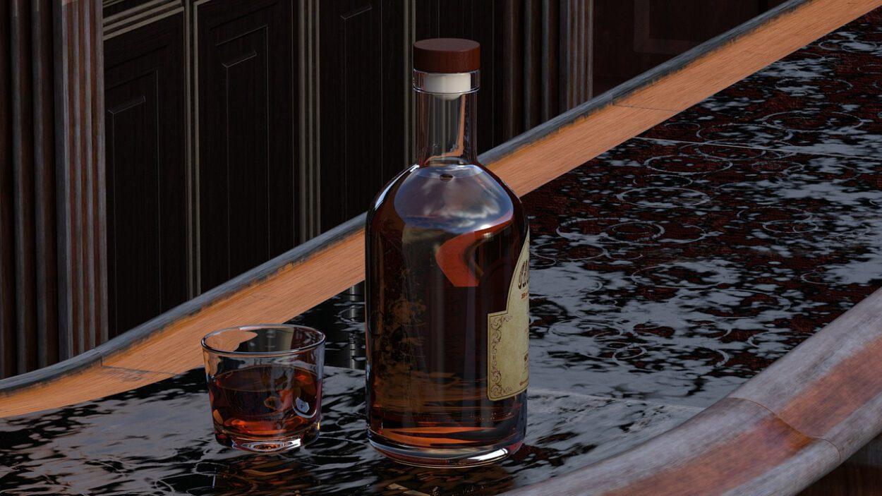 ukradziony alkohol w siemianowicach