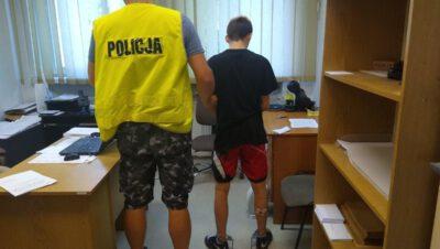 Siemianowice: Ukradł, zbiegł, został zatrzymany