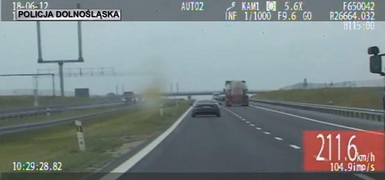 zrzut ekranu videoradaru