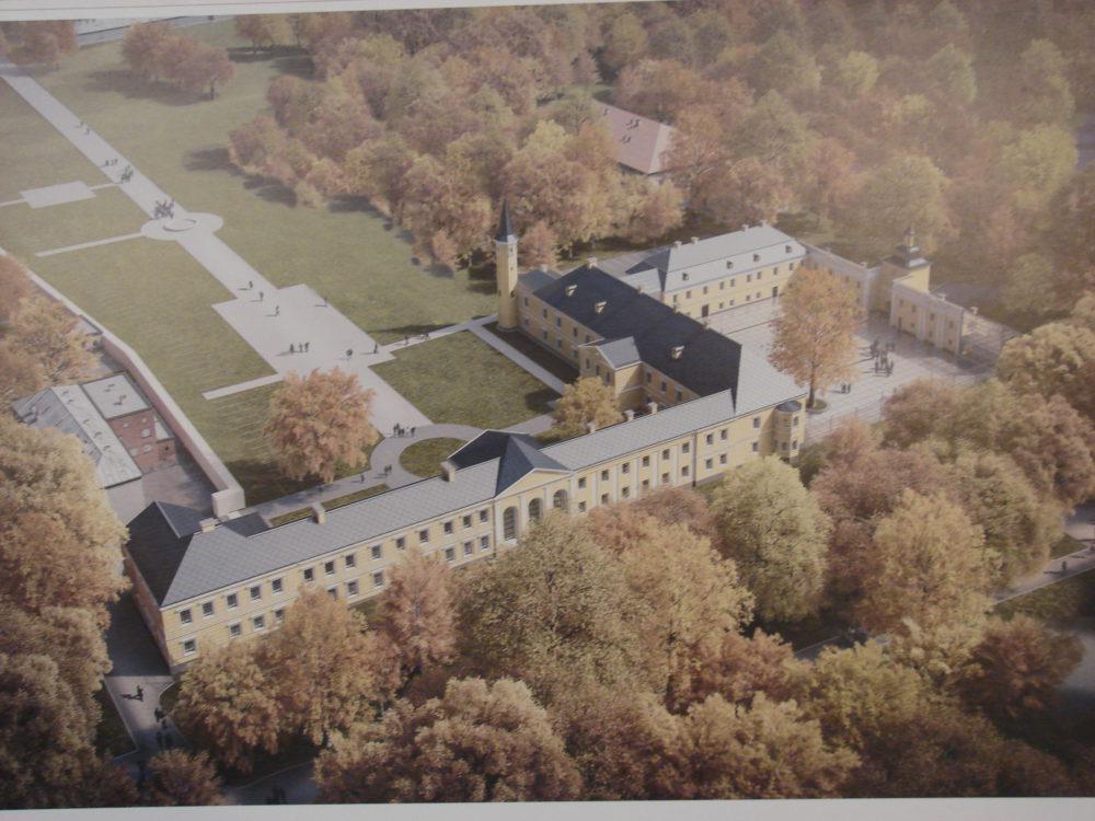 kompleks pałacowy w siemianowicach