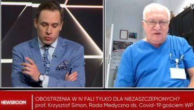Profesor Krzysztof Simon o inicjatywie Rafała Piecha