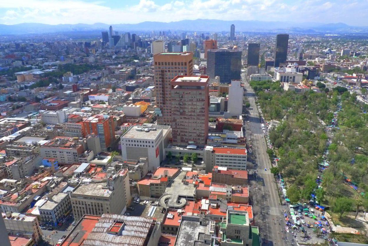 miasto meksyk w meksyku