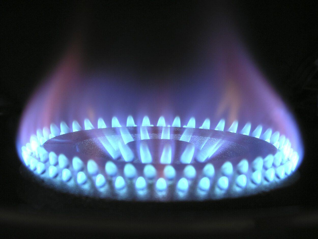 płomyk gazu odnośnie gazownia siemianowice