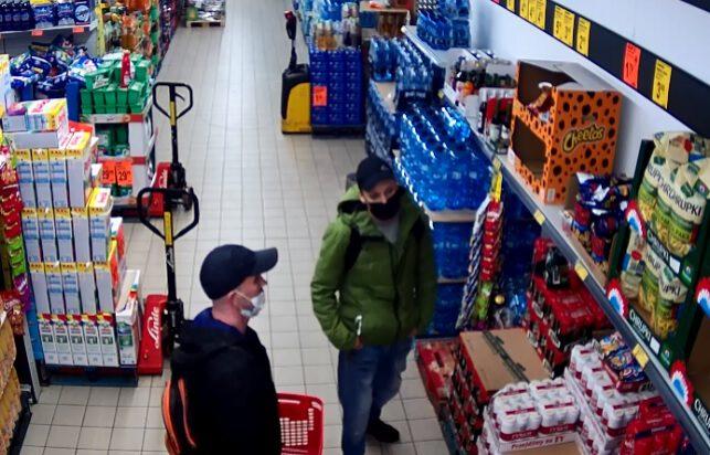 Siemianowice: Poszukiwani  złodzieje