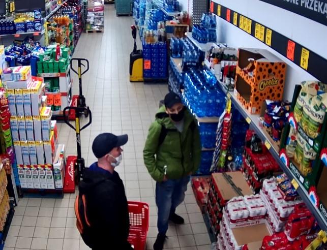 poszukiwani złodzieje ze sklepu siemianowice