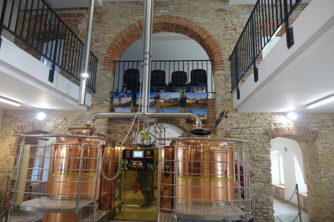 wnętrza - pałacowy browar siemianowice śląskie