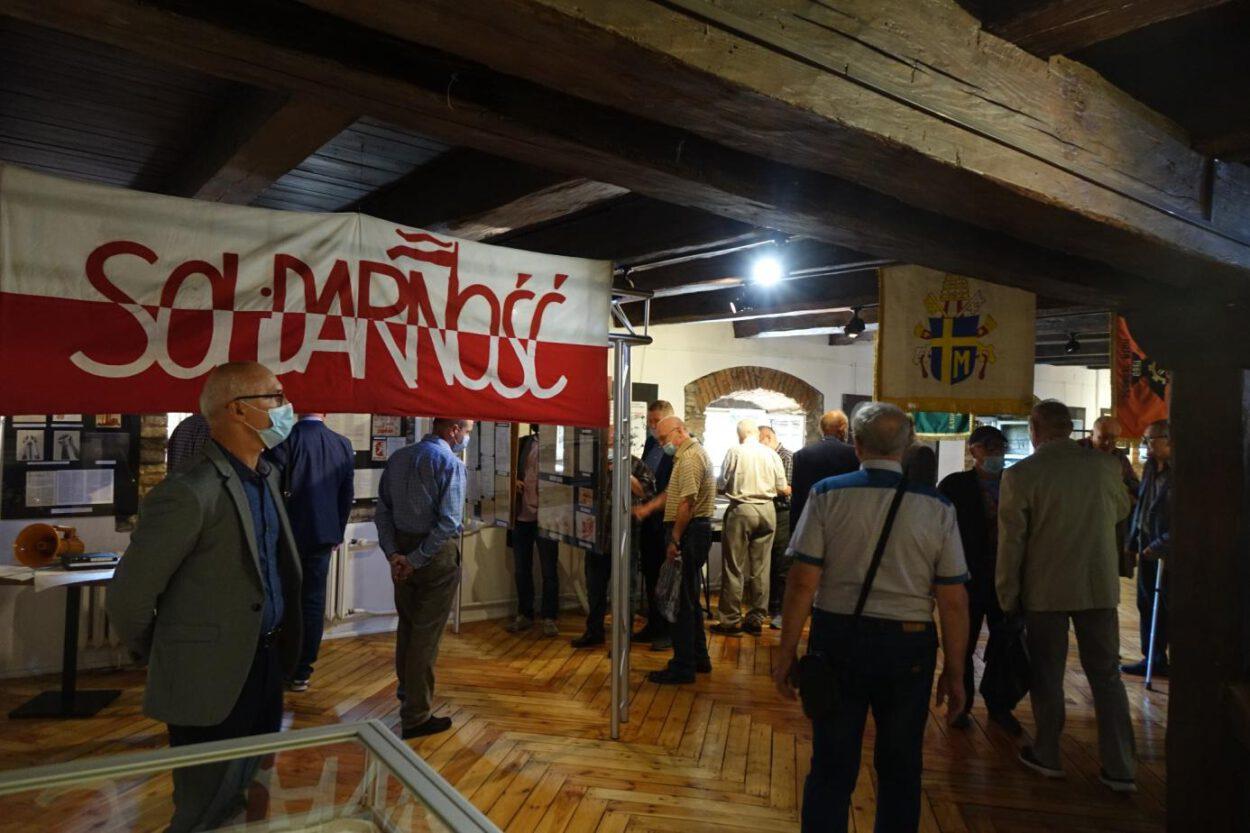 wystawa solidarność w muzeum miejskie siemianowice