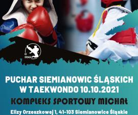 Puchar Siemianowic Śląskich w Taekwondo