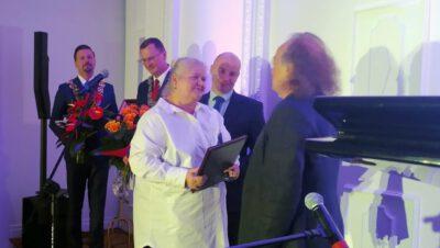 Grał Józef Skrzek – Honorowy Obywatel Siemianowic Śląskich