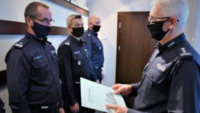 Siemianowiccy policjanci mają nowego komendanta