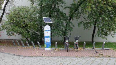 Siemianowice – Jesienią rowery odjeżdżają do ciepłych magazynów